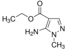 Ethyl 1-methyl-5-aminopyrazole-4-carboxylate CAS 31037-02-2